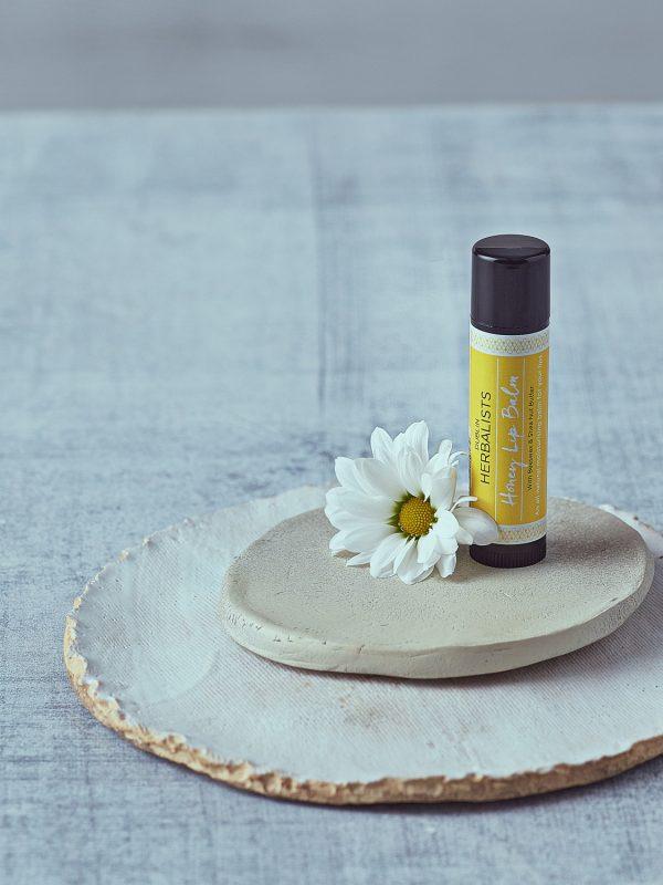 Dublin Herbalists Honey Lip Balm Stock