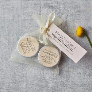 Hawthorn Handmade Skincare_Hand + Lip Balm Gift Set 2.jpg