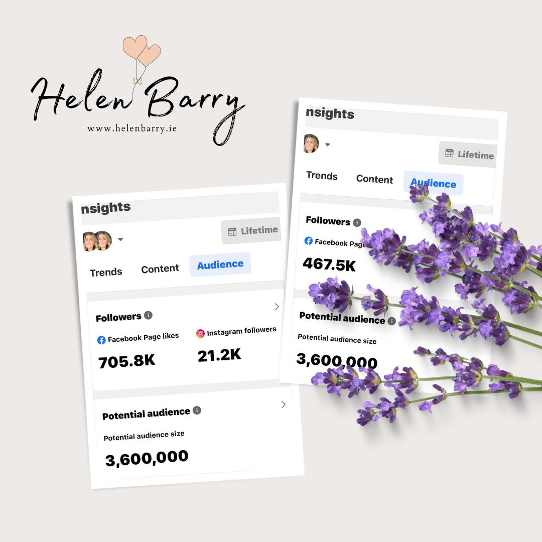 Helen Barry Facebook July 2021